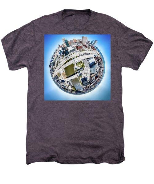 Milwaukee Riverwalk Men's Premium T-Shirt