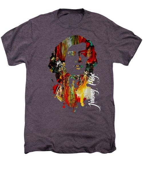 Jimmy Page Collection Men's Premium T-Shirt