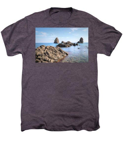 Aci Trezza - Sicily Men's Premium T-Shirt