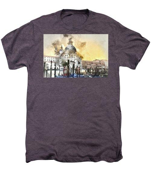 Venice Italy Men's Premium T-Shirt