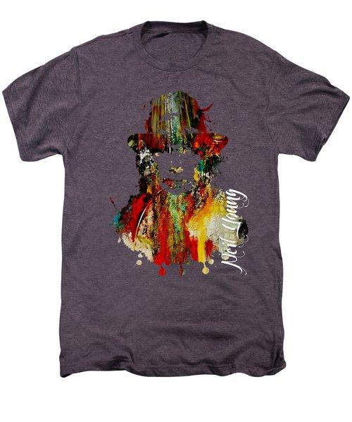 Neil Young Collection Men's Premium T-Shirt