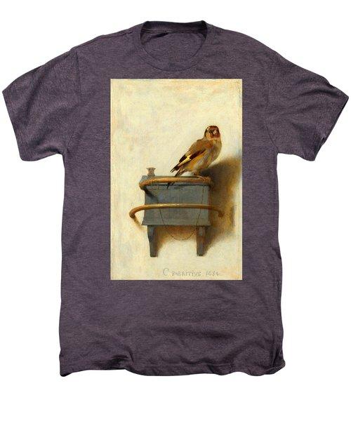 The Goldfinch Men's Premium T-Shirt