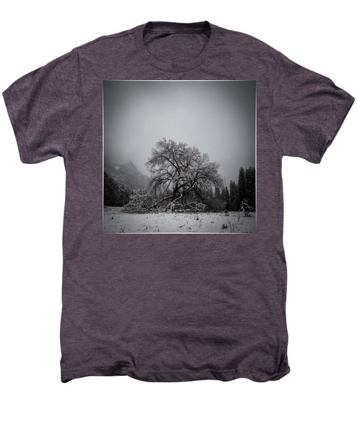 A Magic Tree Men's Premium T-Shirt by Lora Lee Chapman