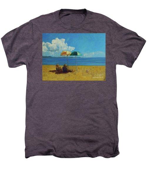 A Vacant Lot - Byron Bay Men's Premium T-Shirt