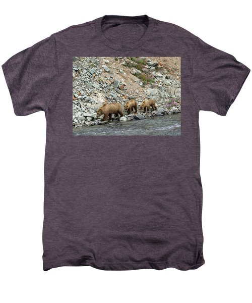 A Walk On The Wild Side Men's Premium T-Shirt