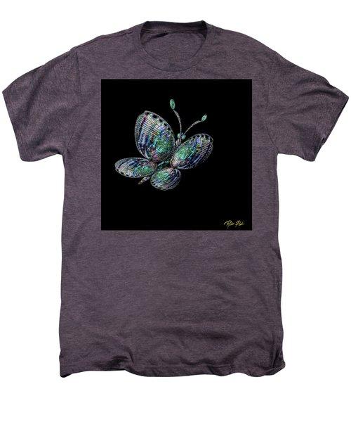 Abalonefly Men's Premium T-Shirt by Rikk Flohr