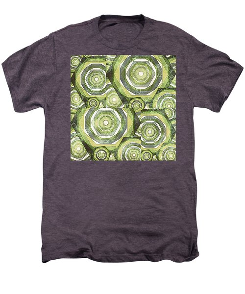 Abstract No. 9-1 Men's Premium T-Shirt by Sandy Taylor