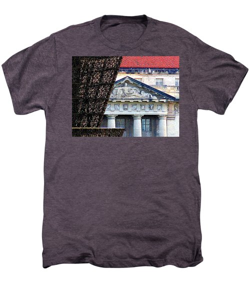 African American History And Culture 5 Men's Premium T-Shirt by Randall Weidner