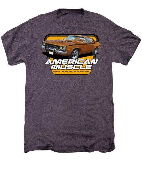 American Muscle Roadrunner Men's Premium T-Shirt