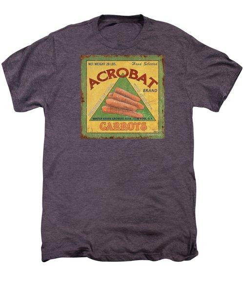 Americana Vegetables 2 Men's Premium T-Shirt