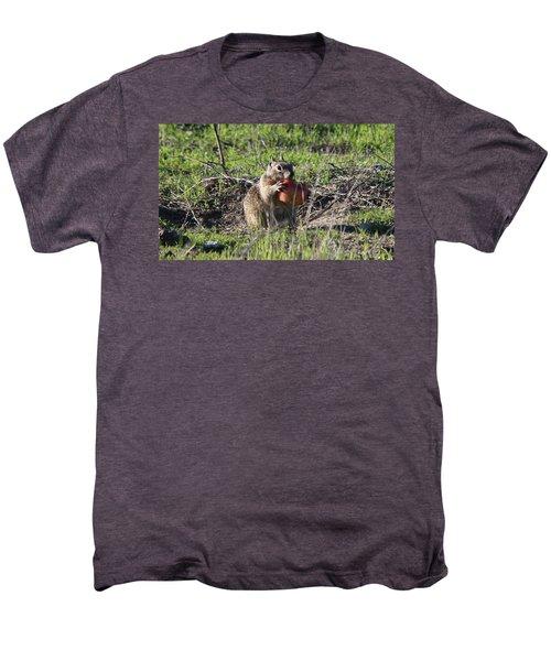 An Apple A Day - 2 Men's Premium T-Shirt