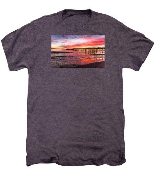 Seacliff Sunset Men's Premium T-Shirt