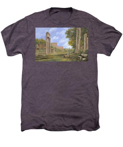 Anfiteatro Romano Men's Premium T-Shirt