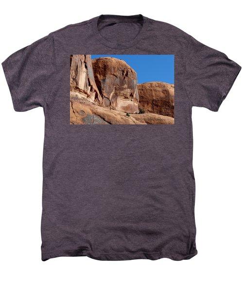 Angry Rock - 2  Men's Premium T-Shirt