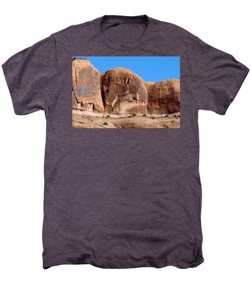 Angry Rock - 3  Men's Premium T-Shirt