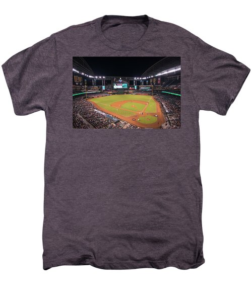 Arizona Diamondbacks Baseball 2591 Men's Premium T-Shirt