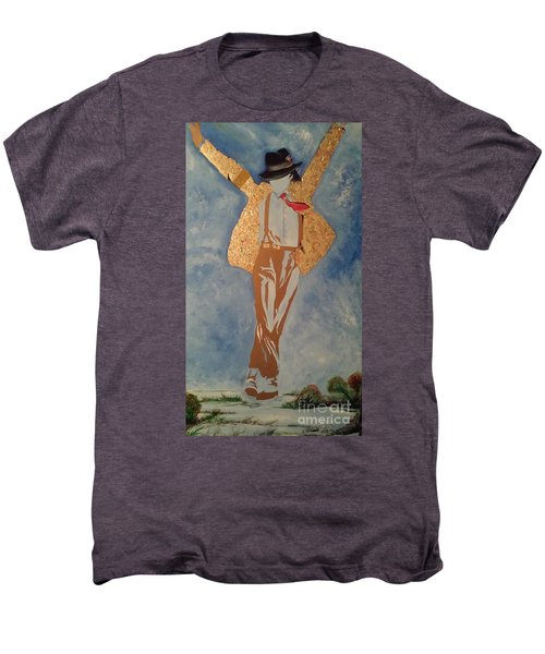 Artist Men's Premium T-Shirt by Dr Frederick Glover