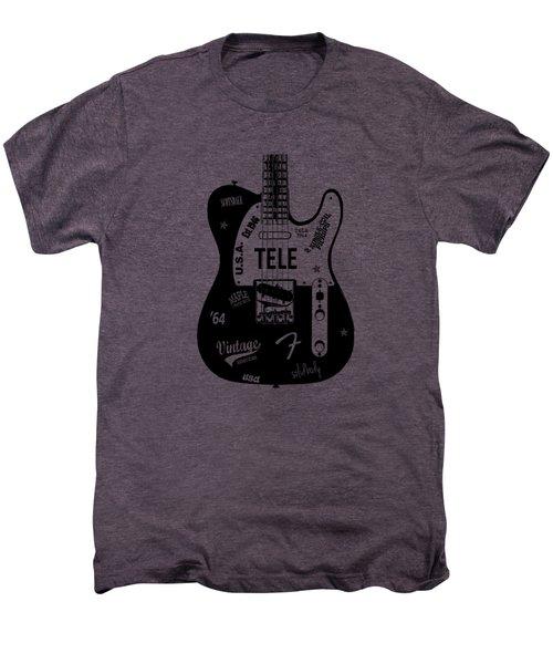 Fender Telecaster 64 Men's Premium T-Shirt