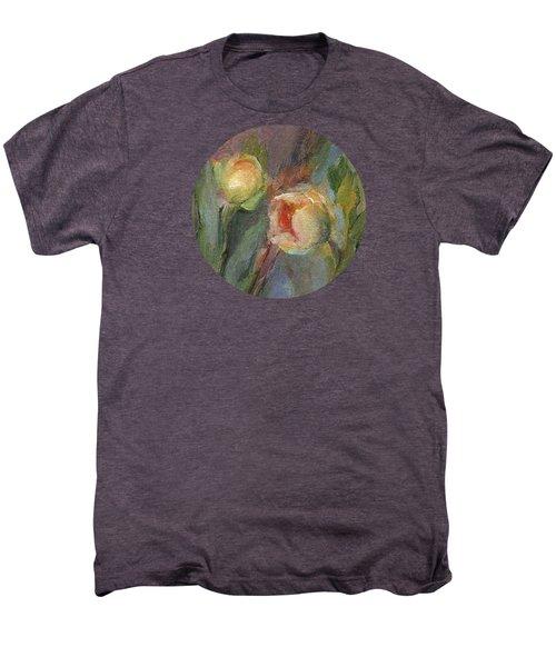 Evening Bloom Men's Premium T-Shirt