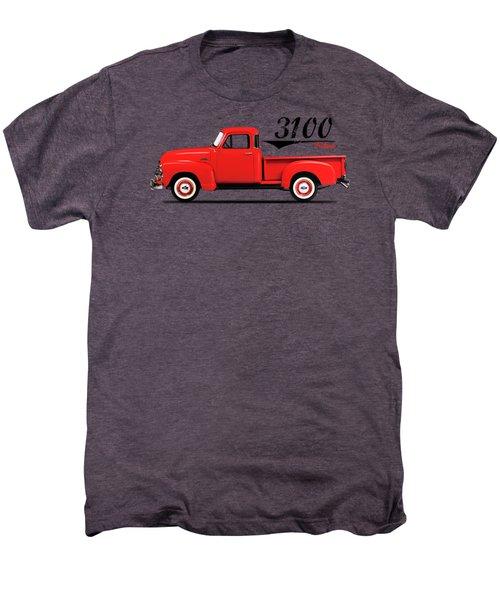 The 3100 Pickup Truck Men's Premium T-Shirt by Mark Rogan