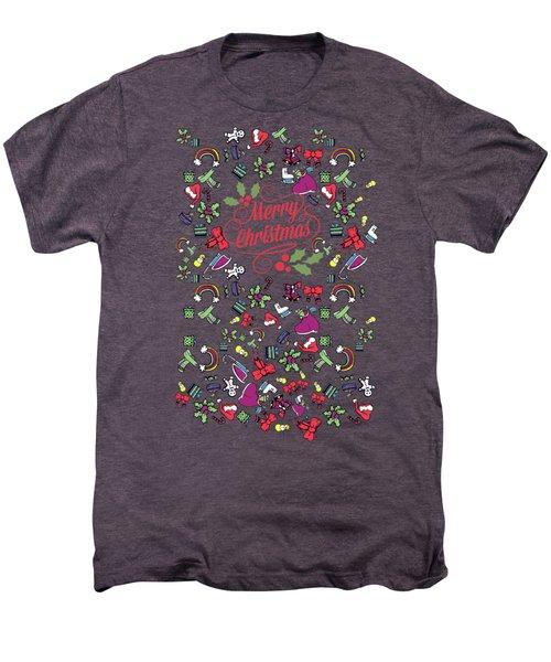 Happy Holiday  Men's Premium T-Shirt