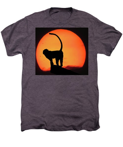 As The Day Ends Men's Premium T-Shirt