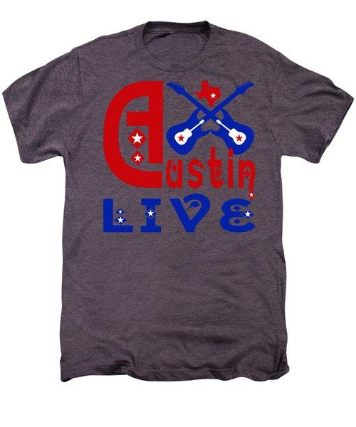 Austin Live Men's Premium T-Shirt