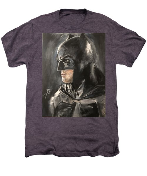 Batman - Ben Affleck Men's Premium T-Shirt