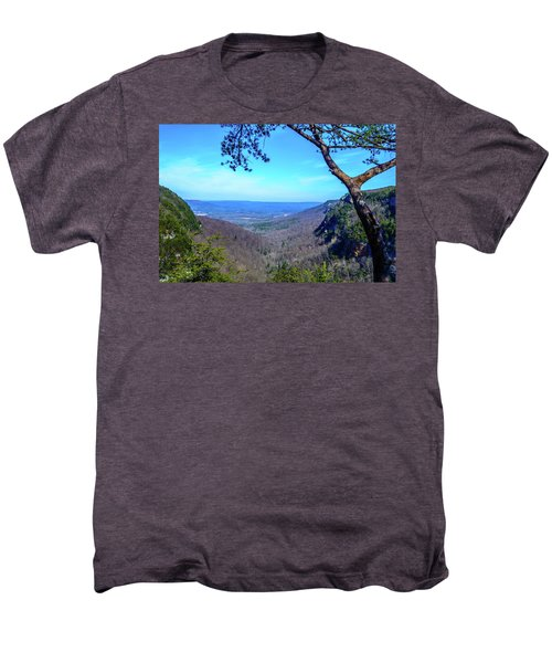 Between The Cliffs Men's Premium T-Shirt