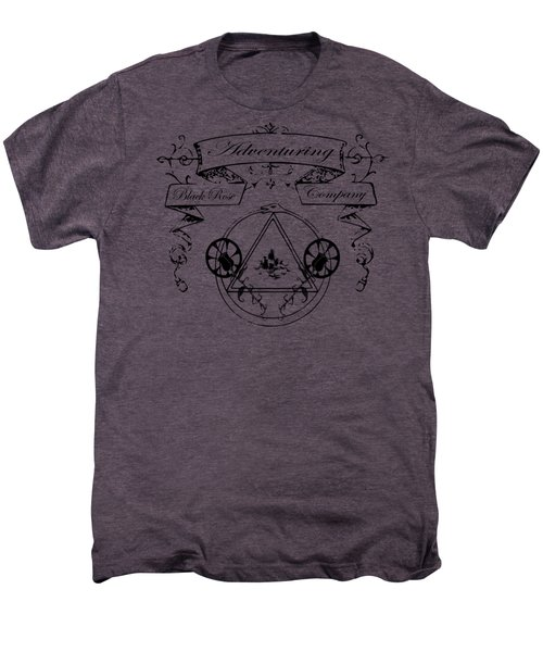 Black Rose Adventuring Co. Men's Premium T-Shirt
