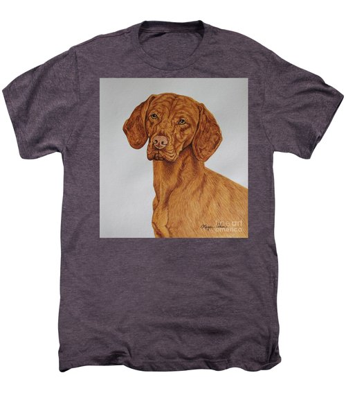 Boomer The Vizsla Men's Premium T-Shirt