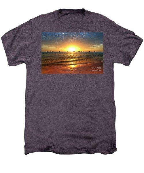 boracay,Philippians 4 Men's Premium T-Shirt