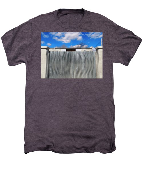 Breathe Deep Men's Premium T-Shirt