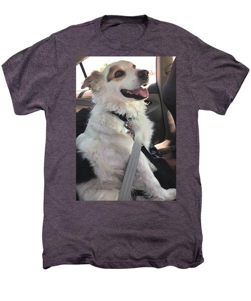 Buckle Up Men's Premium T-Shirt