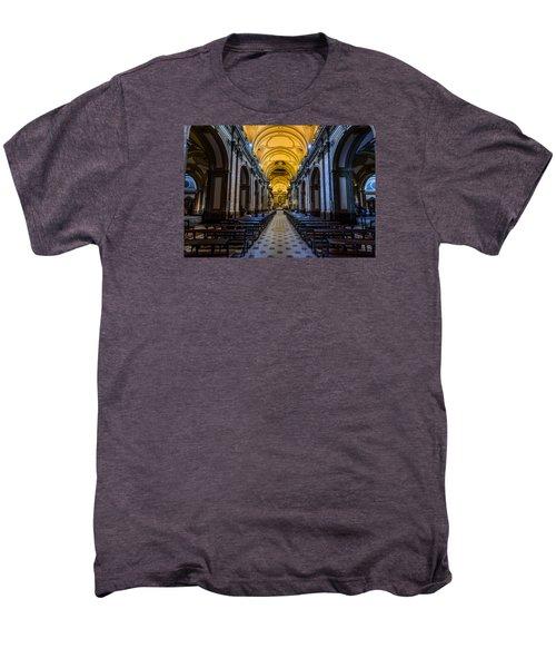 Buenos Aires Metropolitan Cathedral Men's Premium T-Shirt