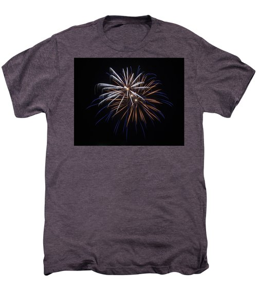 Men's Premium T-Shirt featuring the photograph Burst Of Elegance by Bill Pevlor