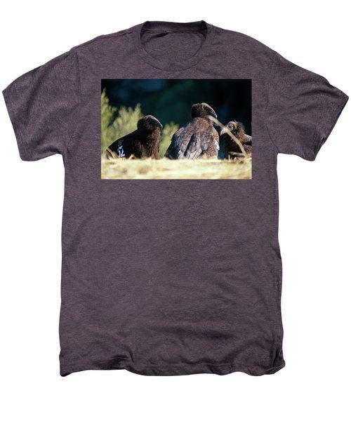 California Condors Men's Premium T-Shirt