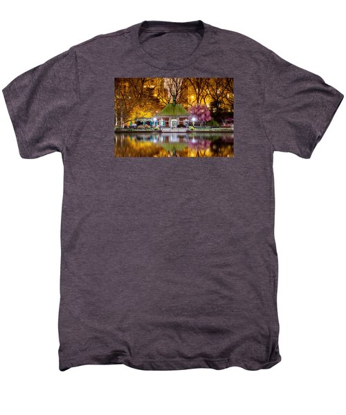 Central Park Memorial Men's Premium T-Shirt by Az Jackson