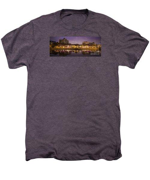 Christmas Reflections  Men's Premium T-Shirt