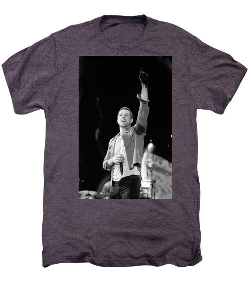 Coldplay 16 Men's Premium T-Shirt by Rafa Rivas