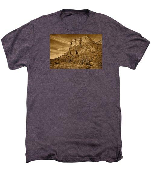 Courthouse Butte Tnt Men's Premium T-Shirt