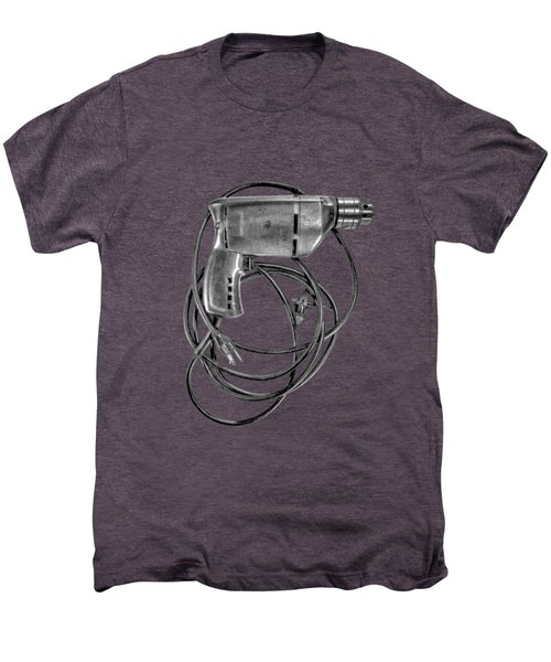 Craftsman Drill Motor Bs Bw Men's Premium T-Shirt by YoPedro