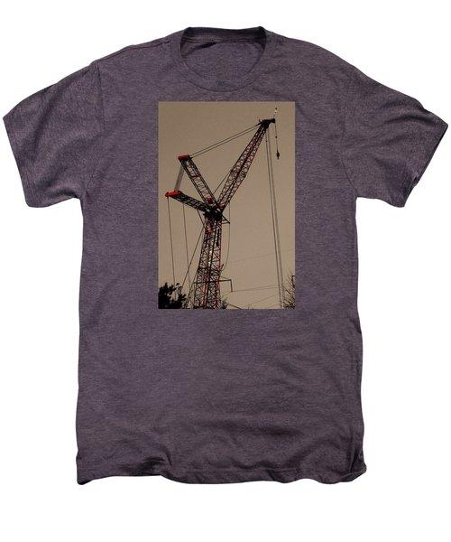 Crane's Up Men's Premium T-Shirt