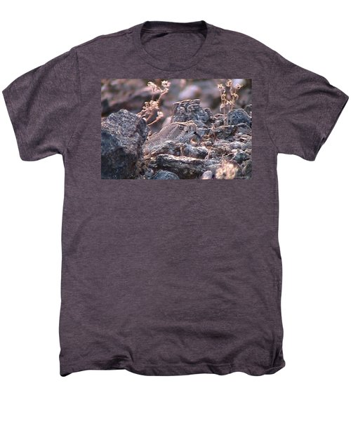 Dangerous Peekaboo  Men's Premium T-Shirt