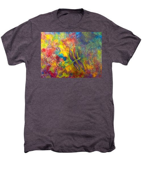 Darling Dragonfly Men's Premium T-Shirt