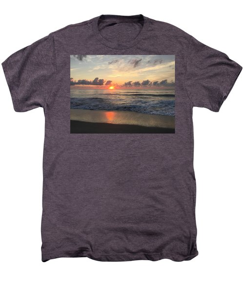 Daybreak At Cocoa Beach Men's Premium T-Shirt