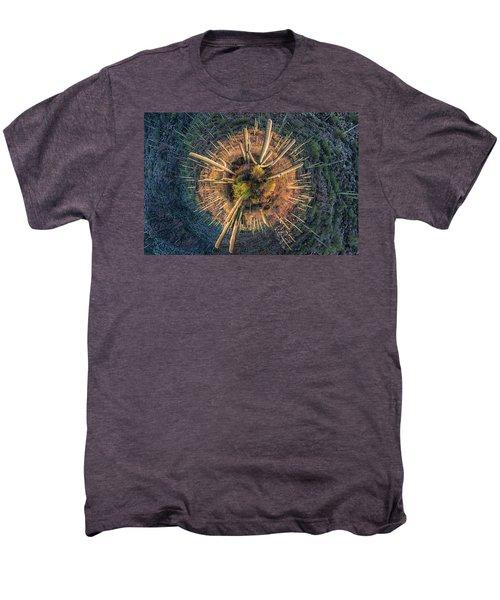 Desert Big Bang Men's Premium T-Shirt by Lynn Geoffroy