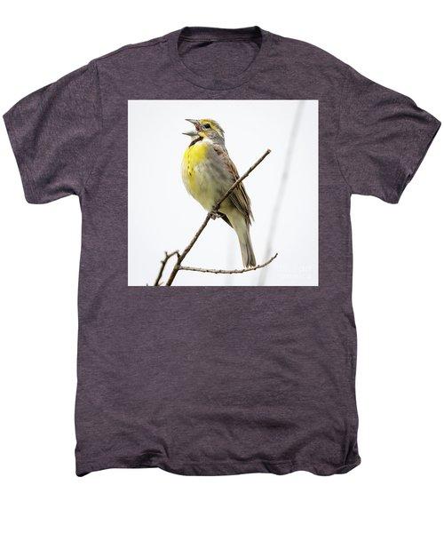 Dickcissel  Men's Premium T-Shirt