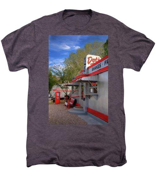 Dot's Diner In Bisbee Men's Premium T-Shirt