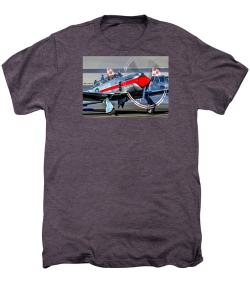 Dreadnought Startup Men's Premium T-Shirt